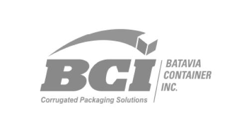 Batavia Container Inc Logo