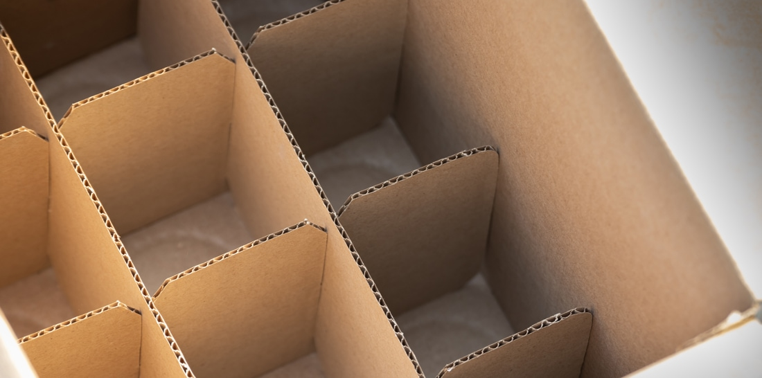 Sustainable Packaging - Fragile Product Packaging