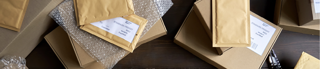 packaging with low dimensional weight